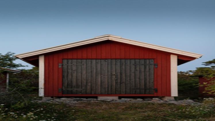 Organizing a shed